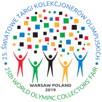 Logo Foire Olympique Varsovie 2019