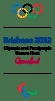 Logo Jeux Olympiques Brisbane 2032
