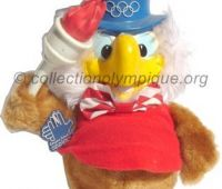 1984 Los Angeles Olympic mascot, Sam the eagle