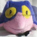 1998 Nagano olympic mascot, Sukki the owl, plush height 15,5 cm