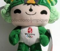2008 Beijing Olympic mascot, Nini the swallow