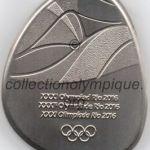 2016 Rio olympic participant medal recto