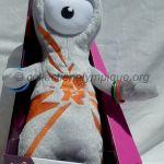 2012 London olympic mascot, Wenlock, plush height 32 cm