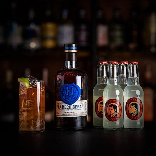 Vi har gjort det legende let med vores cocktailpakker.