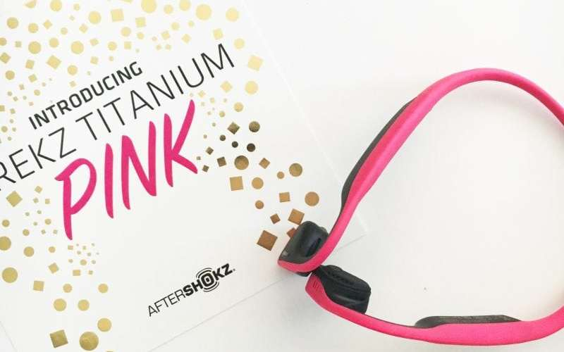 AfterShokz #AwareWithPink