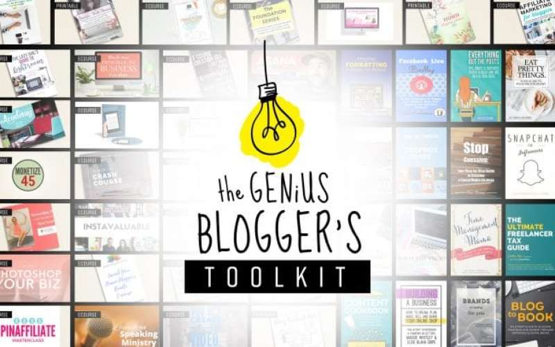 The Genius Blogger's Toolkit
