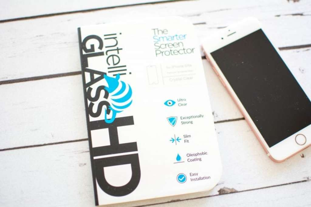 intelliglass glass screen protector review