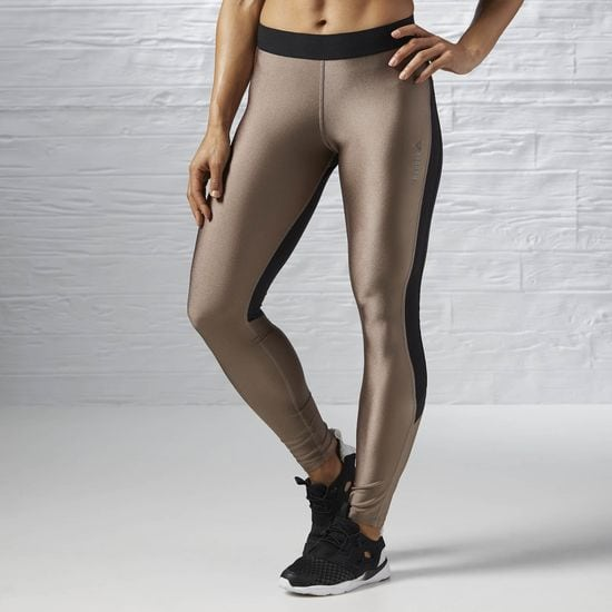 Gold Cardio Tight Reebok