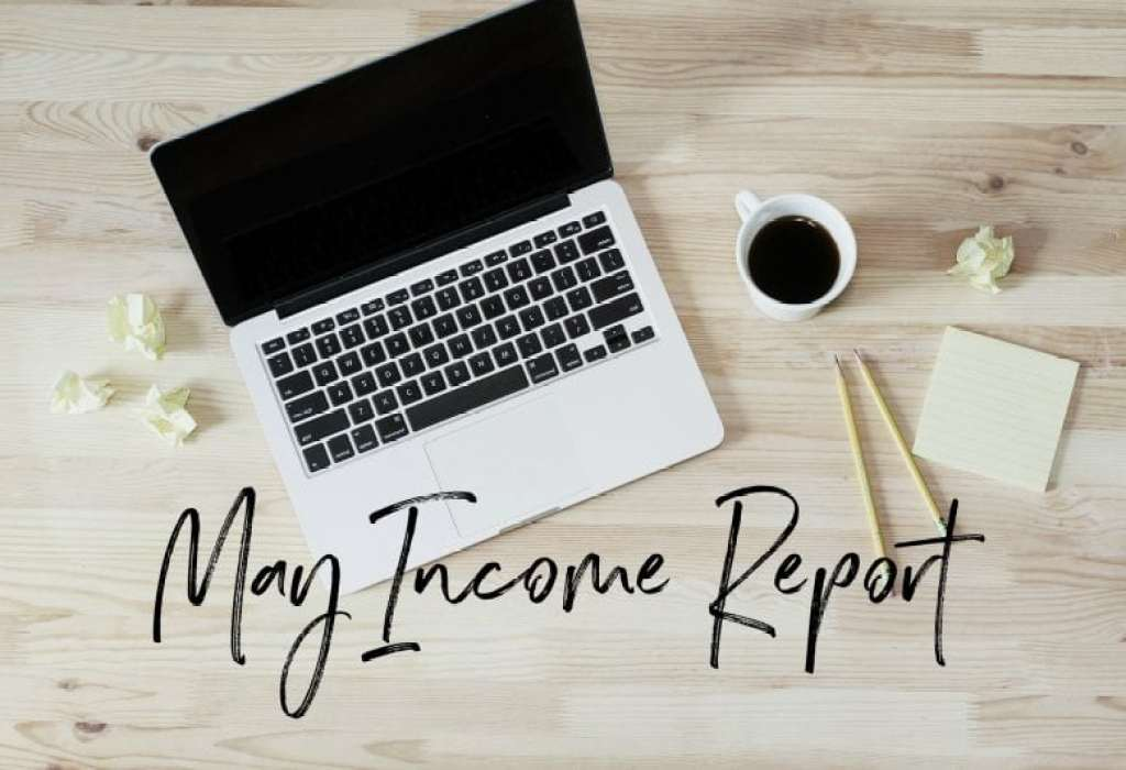 May 2017 Income Report