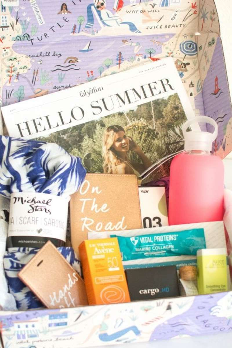 fabfitfun summer 2017 review