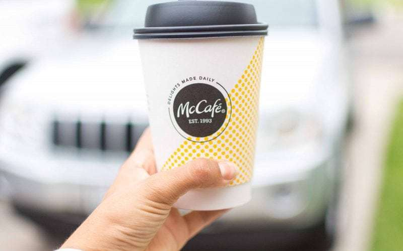 Getting Through my Morning Commute with McCafé