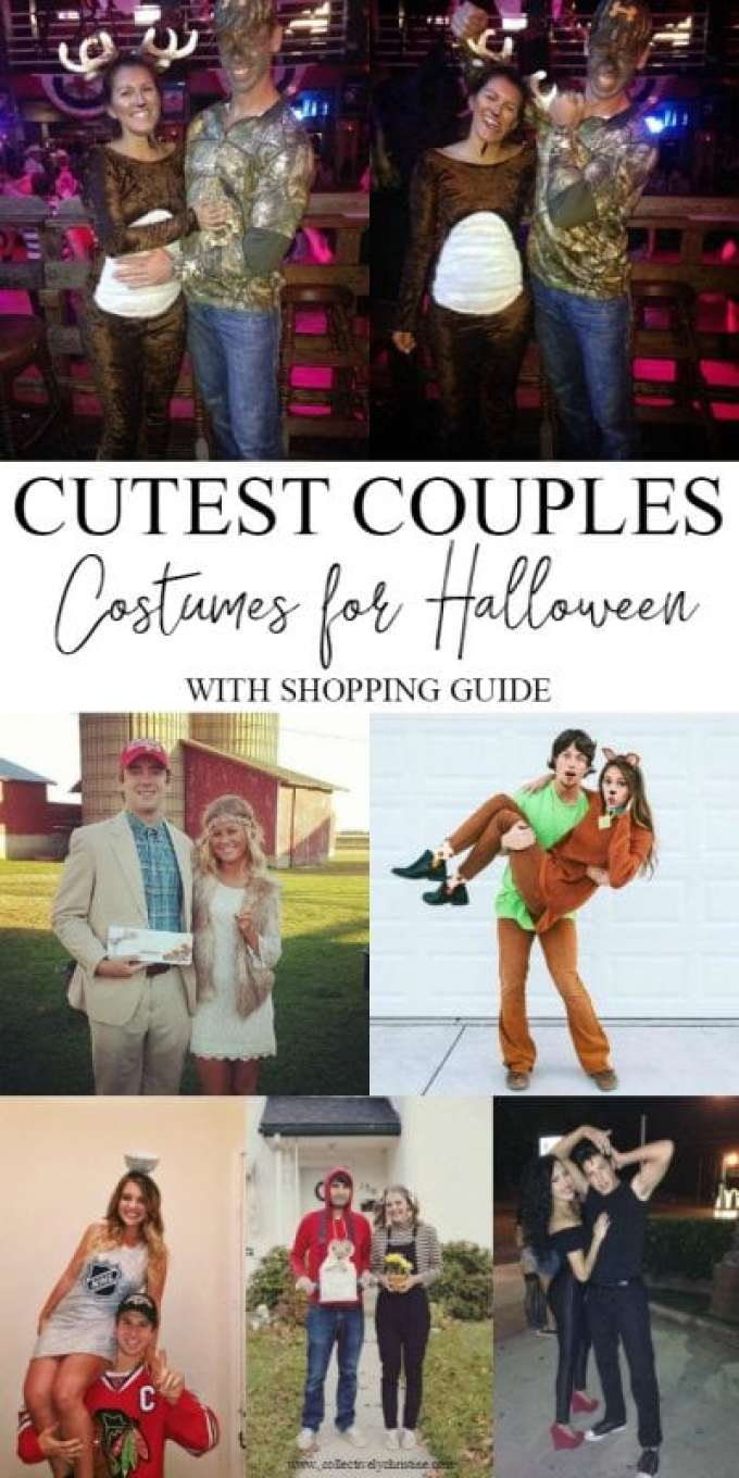 Best Couples Costumes for Halloween plus shopping guides