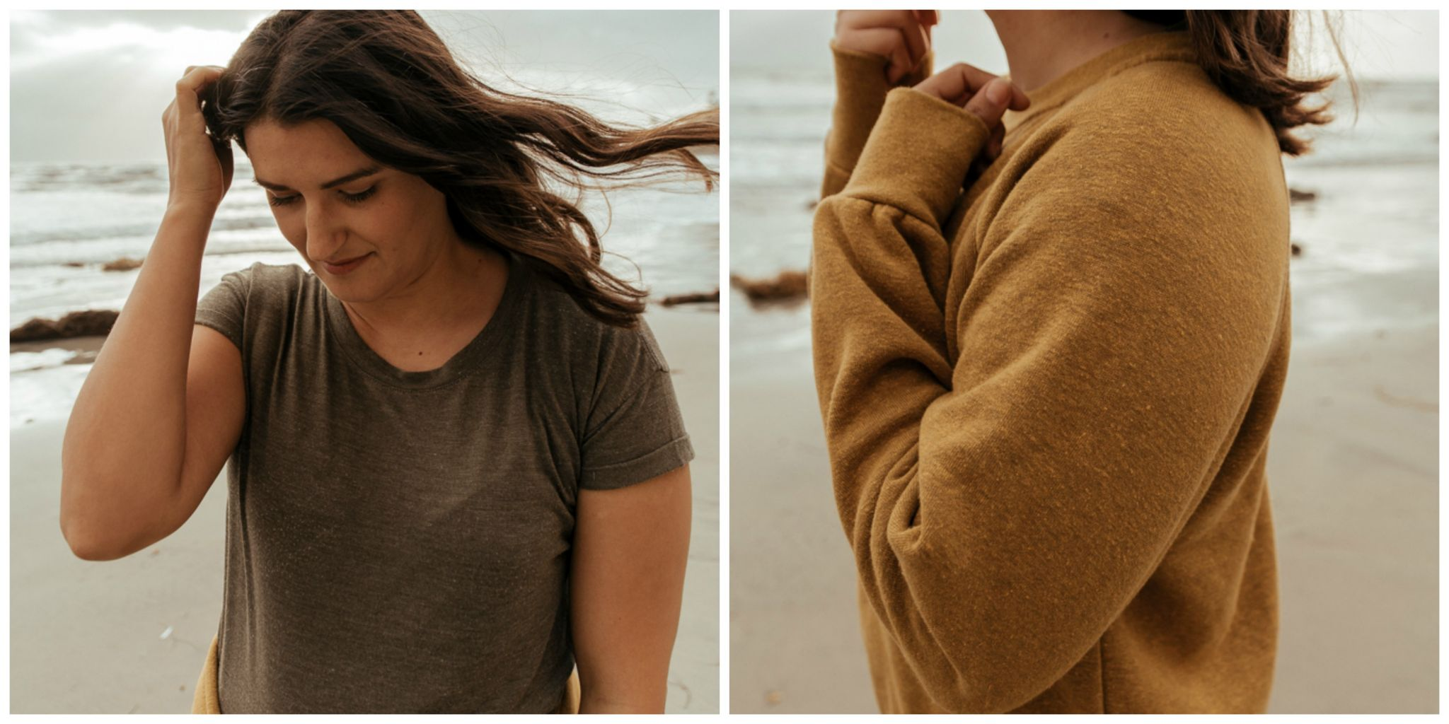 prAna Cardiff Fleece Collection Hemp
