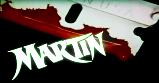 Martin Title Screen