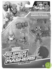 Spider-Man vs. MARVEL's Rhino