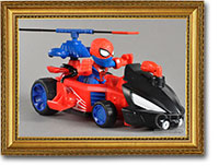 Spider-Man Speeder