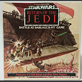 Battle at Sarlacc`s Pit / Parker Brothers