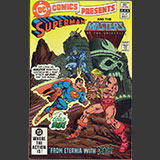 Superman and The Masters of the Universe / DC Comics