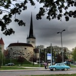 Memories of Tallinn Estonia