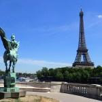 Memories of Paris France