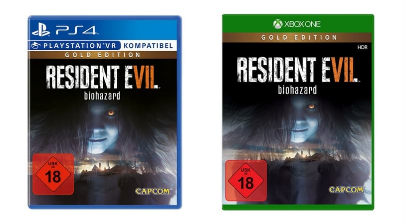 Vorbestellen Resident Evil 7 Gold Edition PlayStation 4