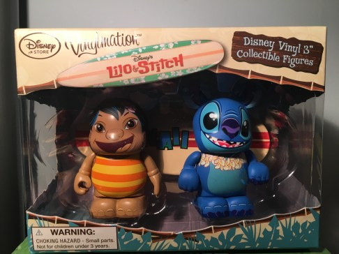 Lilo & Stitch from the Ala Moana Disney Store in Honolulu, Hawaii - Personal Photo