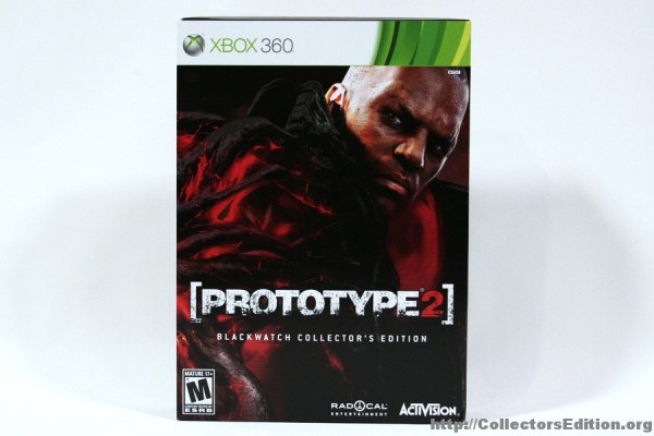 CollectorsEdition.org » Prototype 2 Blackwatch Collector's ...