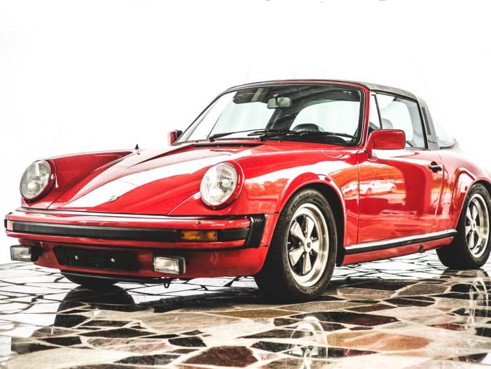 Porsche 911 SC Targa - 1982