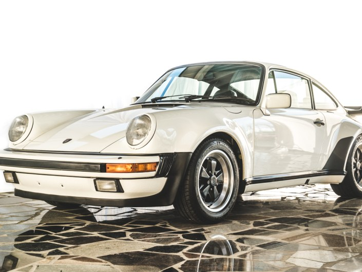 Porsche 911 Carrera WTL - 1984