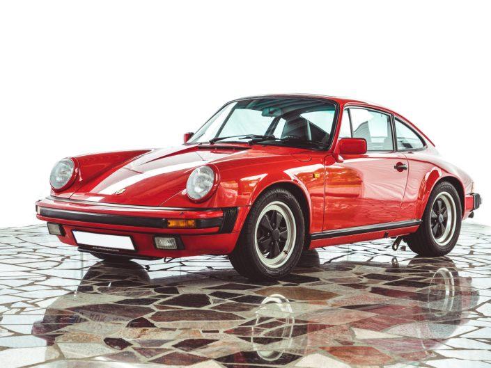 Porsche Carrera - 1985