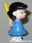 Lucy Baseball Figure