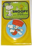 Snoopy Flying Ace Stick-on Auto Air Freshener