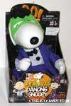 Dancing Snoopy dressed as Frankenstein