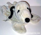 Snoopy plush Pajama Bag