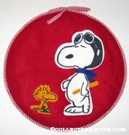 Snoopy Flying Ace & Woodstock Pajama Bag