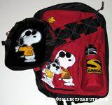 Joe Cool Red Backpack