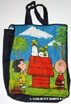 Lucy and Charlie Brown Tote Bag