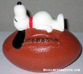 Snoopy on Football
