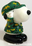 Snoopy in camouflage Bank