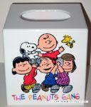 Peanuts & Snoopy Tissues