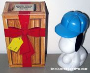Snoopy wearing blue baseball cap Wild Country Surprise Package After Shave