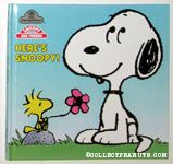 Here's Snoopy!