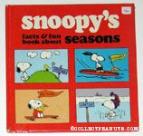 Snoopy's Facts & Fun Book About Seasons