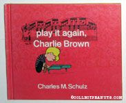 Play it again, Charlie Brown Books