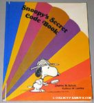 Snoopy's Secret Code Book