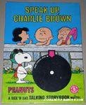 Speak Up, Charlie Brown