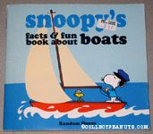 Snoopy's Facts & Fun Book About Boats