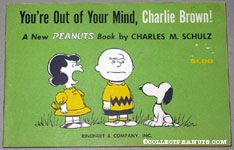 You're Out of Your Mind, Charlie Brown