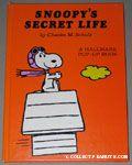 Snoopy's Secret Life Pop-up Book
