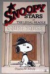 Snoopy Stars as the Leagle Beagle
